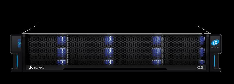 iXsystems TrueNAS X10