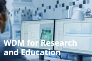 wdm research and education